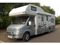 Autocruise Impala 5 ED Rear Lounge Coachbuilt Motorhome
