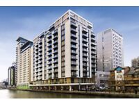 FIVE MINS TO CANARY WHARF STATION SUPREME ONE BED W/ LARGE TERRACE AVAILABLE TO RENT -CALL TO VIEW!