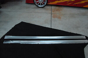 66 or 67 Chevy II rocker panel moldings