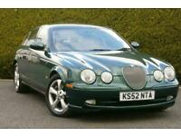 2003 Jaguar S-Type 2.5 V6 Sport Auto SALOON Petrol Automatic
