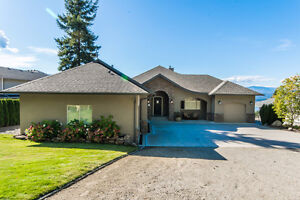 3647 Mcbride Rd, Blind Bay- Absolutely Stunning Home