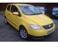 2006 Volkswagen Fox 1.2+lovely colour+nice condition