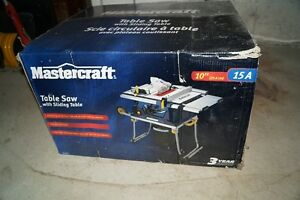 A brand new Table saw for sale