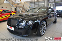 Bentley Continental Supersports Cabrio -Touchscreen Navi