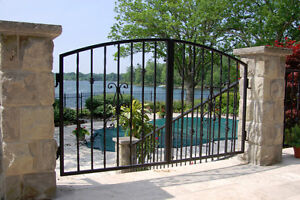 Fences, Railings, Gates, Custom Designs, Hand Forged Metal