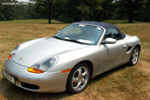 Price:	$10500Porsche BoxsterYear:			1999KMS:			98,594Manual