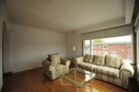 Heated Furnished Larger 4 ½ , new painted floor, LaSalle