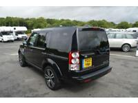 2012 LAND ROVER DISCOVERY 4 JUST 1 FORMER KEEPER LAND ROVER DISCOVERY 4 3.0 HSE