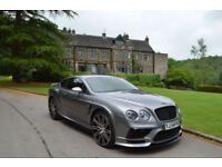 Bentley Continental 6.0 GT Mulliner+CUSTOM 2017 SUPERSPORT CONVERSION+PX GTC AMG