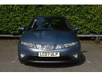 Honda Civic 1.8i-VTEC ( Glass Roof ) ( 18in Alloys ) i-Shift EX