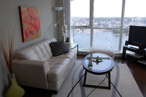 Furnished Yaletown Downtown Condo
