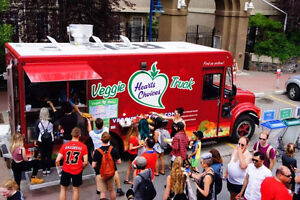 Hearts Choices Veggie Truck Food Truck