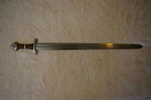 Épée viking à haute teneur en carbone ( sword )