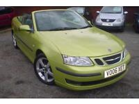 2006 Saab 9-3 1.8t AUTOMATIC Vector+lovely condition+9 service stamps