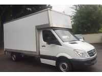 CHEAPEST £15PH MAN AND VAN SERVICES, SHORT-NOTICE WELCOME
