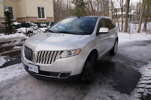 Lincoln MKX Limited SUV, Crossover