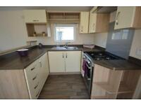 Static Caravan Whitstable Kent 2 Bedrooms 6 Berth Willerby Sierra 2014 Seaview