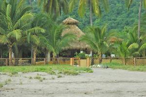 Seafront Villa on Private Beach