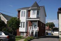 Joli condo-maison 3 chambres à deux étages  à louer à La Prairie