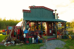 Old West Greenhouse Sale