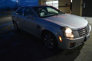 2003 Cadillac CTS safetied fully loaded