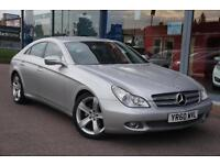 2010 MERCEDES BENZ CLS 350 CDI Tip Auto NAV, FULL LEATHER and P SENSORS