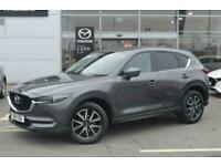 2018 Mazda CX-5 2.2d [175] Sport Nav 5dr AWD Auto Estate Estate Diesel Automatic
