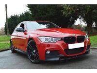 BMW 330d 2013 M sport (rare)
