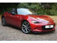 2016 16 Reg Mazda MX-5 2.0 160ps Sport Recaro Edition