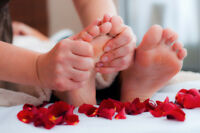 Reflexology Foot/ Hand Massage Christmas Special