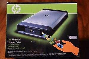 HP Personal Media Drive - 500Gb - NEW in box