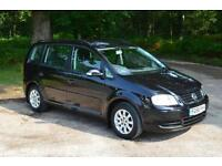 2006 VOLKSWAGEN TOURAN 1.9 TDI PD S 5dr [7 Seat] ONLY 30,000 MILES