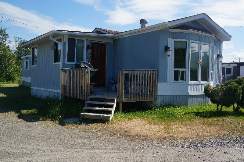 unfurnished 2 bedroom modular home for rent or sale by owner