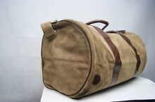 BRAND NEW - RED COLLAR PROJECT SUEDE DUFFLE BAG Ingleburn Campbelltown Area Preview