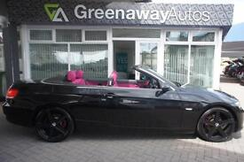 2008 BMW 3 SERIES 320D SE YOU WONT FIND ANOTHER LIKE THIS CONVERTIBLE DIESEL
