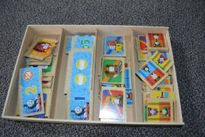 Thomas the Train Games - 4 in 1 box set - Toys