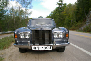 Rolls-Royce ● Rare right-hand drive ● 1970 ● $20,000 firm