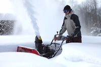 WEST EDMONTON  SNOW REMOVAL....Reliable and At the Best Prices