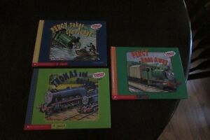 Three Thomas & Friends books (2 books in 1)