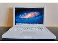"13"" White Apple MacBook 2Ghz 2GB 120GB Ableton Live Logic Pro Final Cut Pro Microsoft Office Suite"