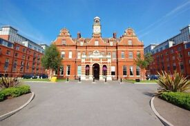 City centre, modern, 2 bedroom, fully furnished apartment with secure parking.