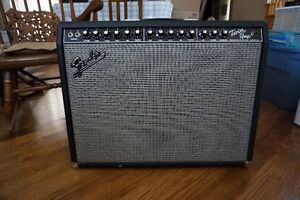 Fender Twin Amp - Great Tone