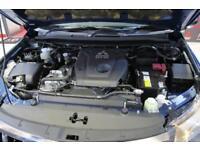 2018 MITSUBISHI L200 MB Titan Motor Sport 2.4D Double Cab SAT NAV