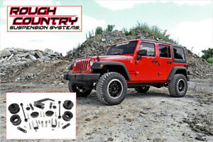 Special RC - Suspension 2.5 po SERIES II Jeep Wrangler 07-18 635