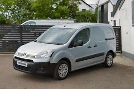 2014 CITROEN BERLINGO L1 ARTIC STEEL FCSH 2 KEYS NAV AC 3 SEAT (CADDY CONNECT)