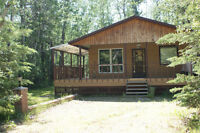 Beautiful Cabin at Sunset View beach Turtle Lake-MLS®526847