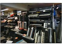 STUDIO CLEARANCE.....SYNTHS, MIXERS, EURORACK MODULES, MICS, ECT