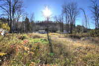 Great Building Lot in Bancroft, Ontario