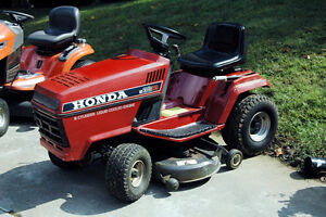 Honda HT3813 Riding mower