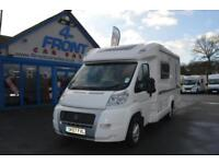 2007 BESSACARR E530 130 MULTIJET 2.3 DIESEL 6 SPEED MANUAL 2 BERTH MOTORHOME MOT